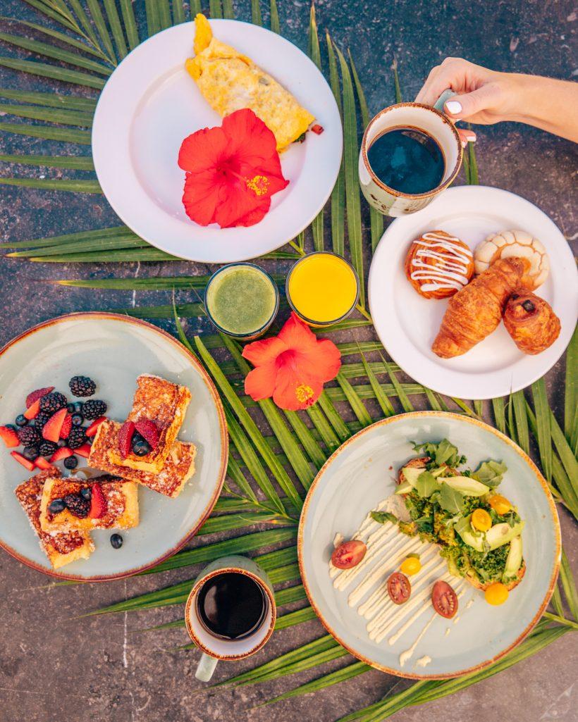 St. Regis Punta Mita Breakfast Buffet