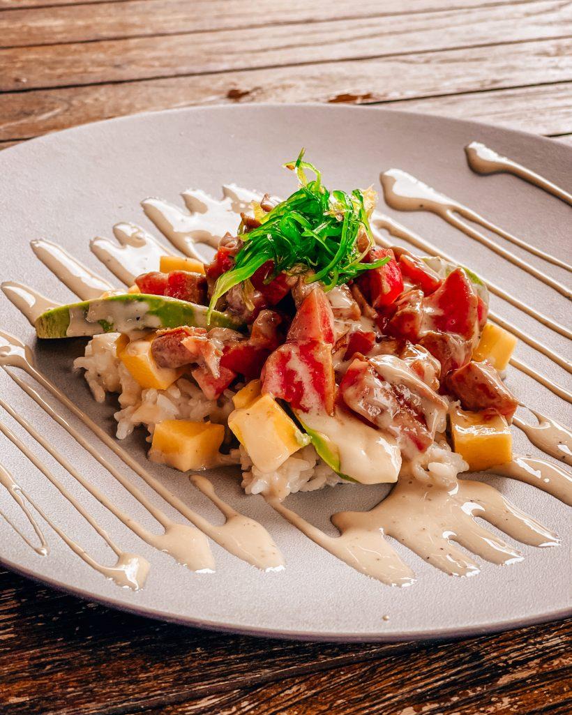 W Costa Rica Ceviche