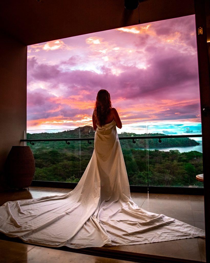 W Costa Rica Sunset