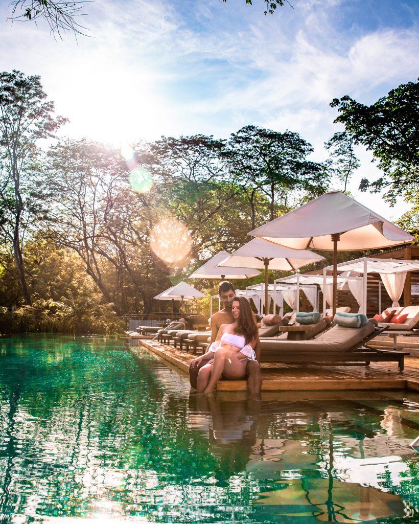 W Costa Rica Infinity Pool