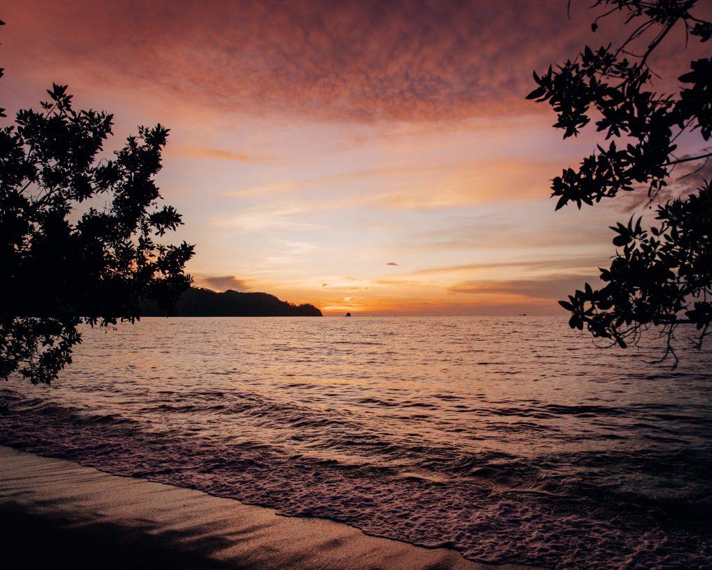 Westin Costa Rica Resort Sunset