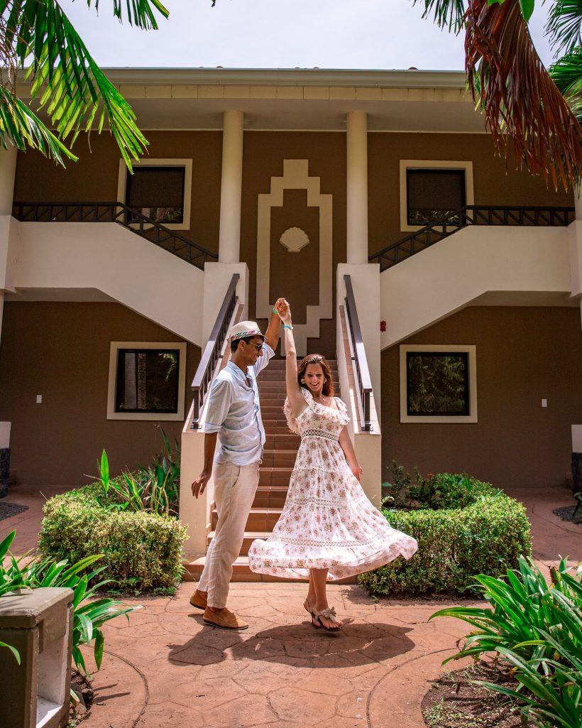 Westin Costa Rica Buildings