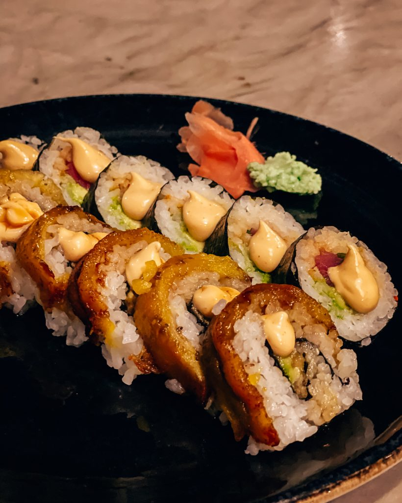 Westin Costa Rica Sushi