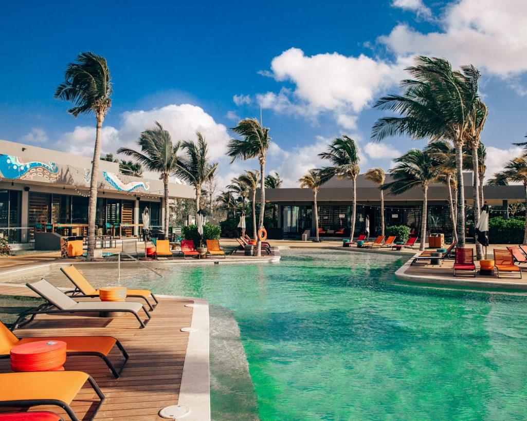 Andaz Mayakoba Resort Pool