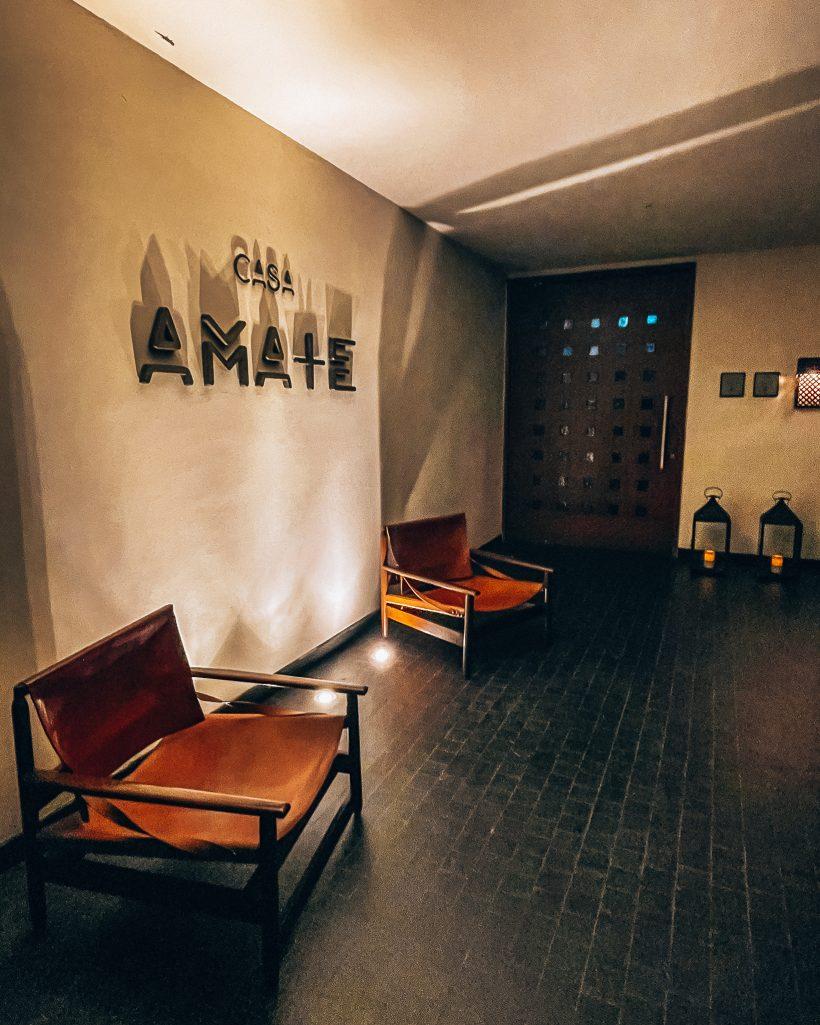 Andaz Mayakoba Resort Amate