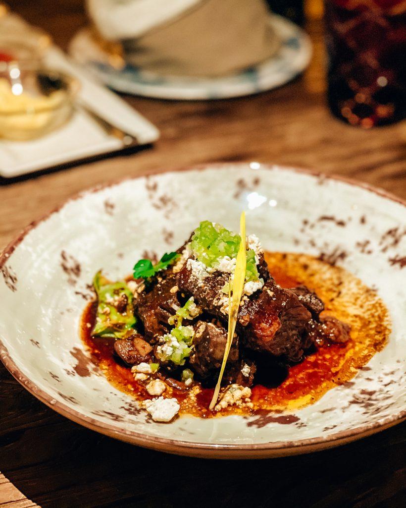 Andaz Mayakoba Resort Meal