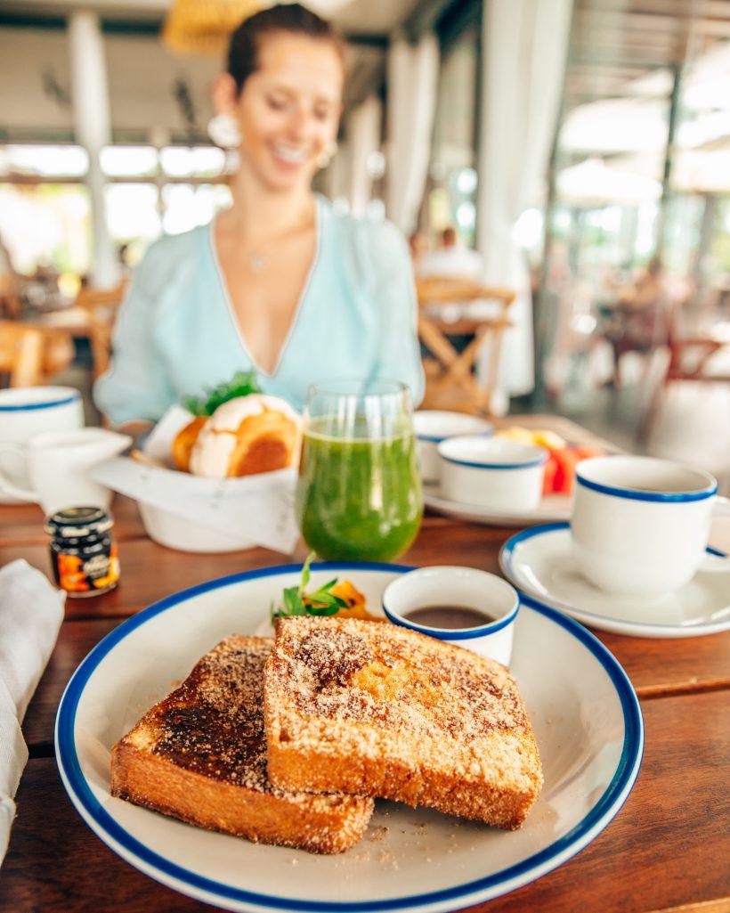 Andaz Mayakoba French Toast