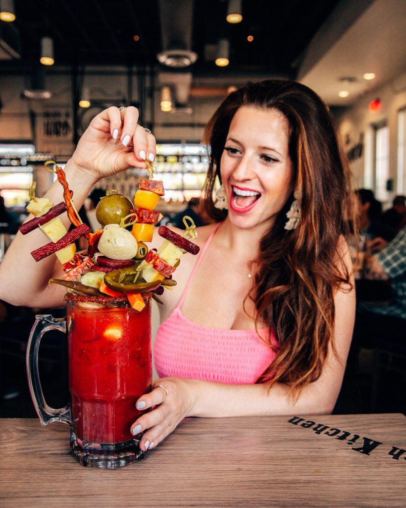Hash Kitchen Bloody Mary Scottsdale