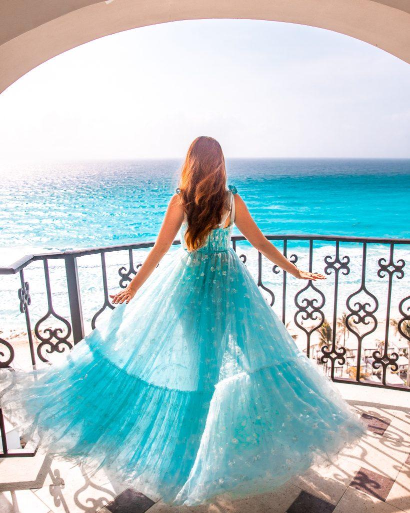 Hyatt Zilara Cancun Resort Balcony