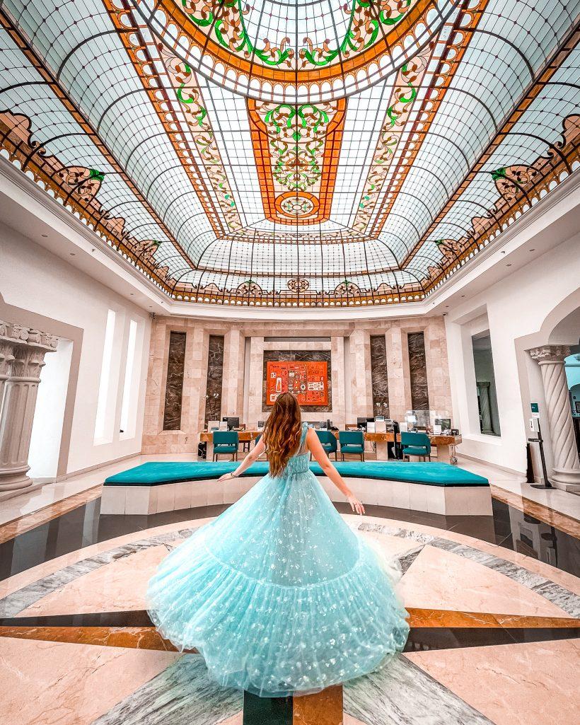 Hyatt Zilara Cancun Resort Lobby