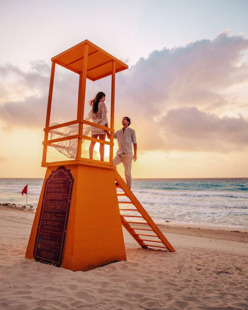 Hyatt Zilara Cancun Resort Sunrise