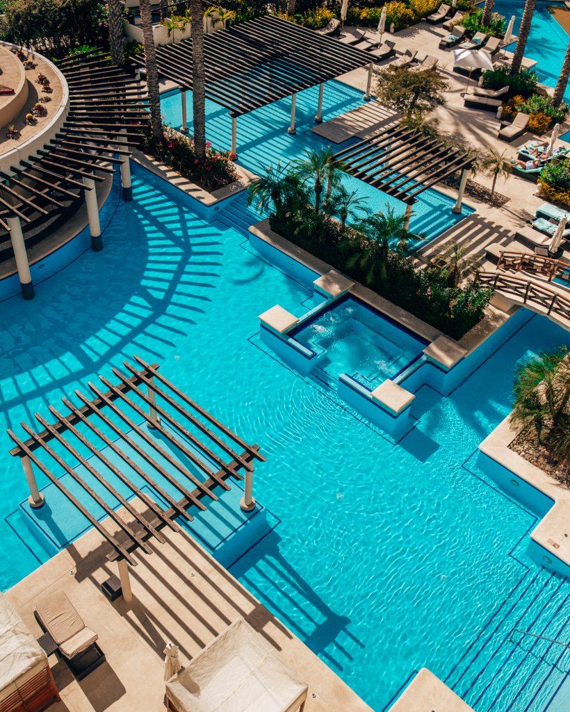Hyatt Ziva Resort Adult Pool