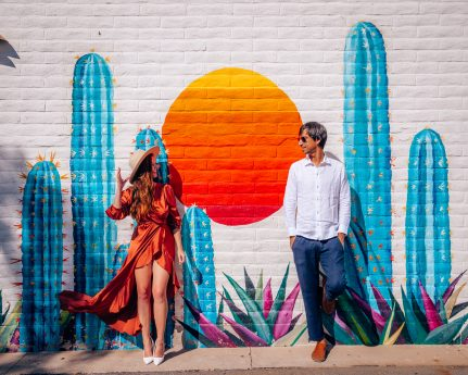 It's That Hot Mural Scottsdale