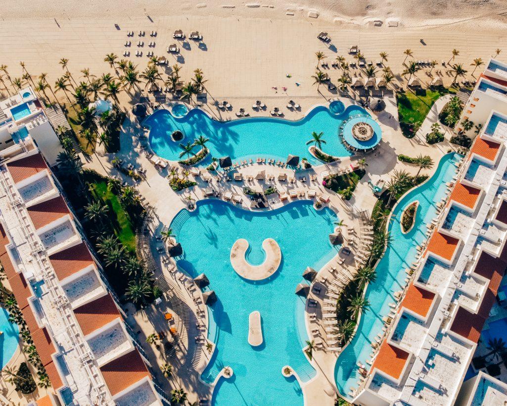 Hyatt Ziva Los Cabos Resort Pools