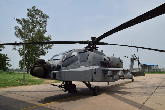 Boeing Completes Apache and Chinook Helicopter Deliveries to the Indian Air Force