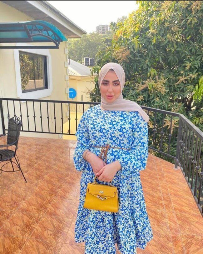 Regina Daniels reacts to reports her husband is about to be married to a 7th wife