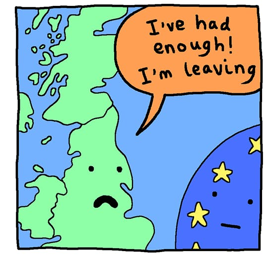 The Post Brexit Uk Explained The Nib