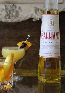 The Nibble Harvey Wallbanger