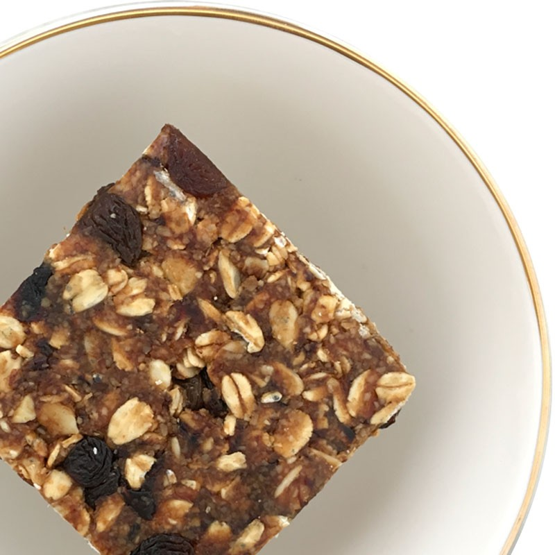 TheNibbleBox Ginger Heil Granola Bar