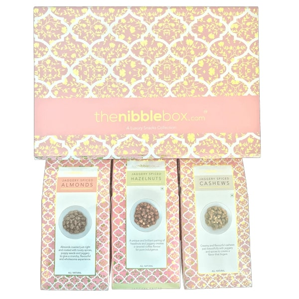 TheNibbleBox Luxury Snacks Collection