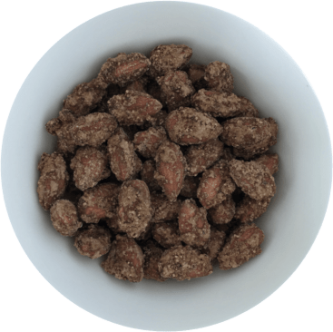 TheNibbleBox Jaggery Spiced Almonds