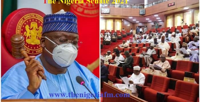 THE SENATE HAS APPROVED THE ELECTRONIC TRANSMISSION OF ELECTION RESULTS