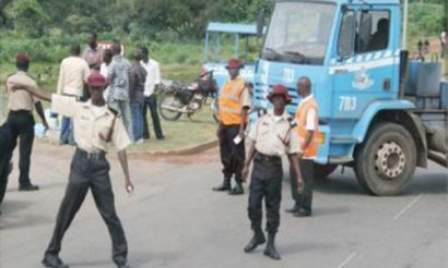 Thunder strikes three FRSC officials dead in Ogun state, Nigeria