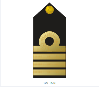 captain nigerian navy
