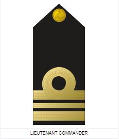 lieutenant commander nigerian navy