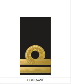 lieutenant nigerian navy