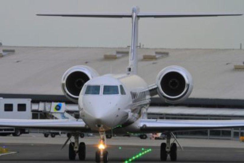 pastor adeboye private jet