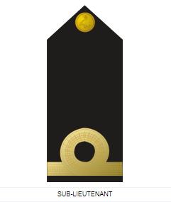 sub-lieutenant nigerian navy