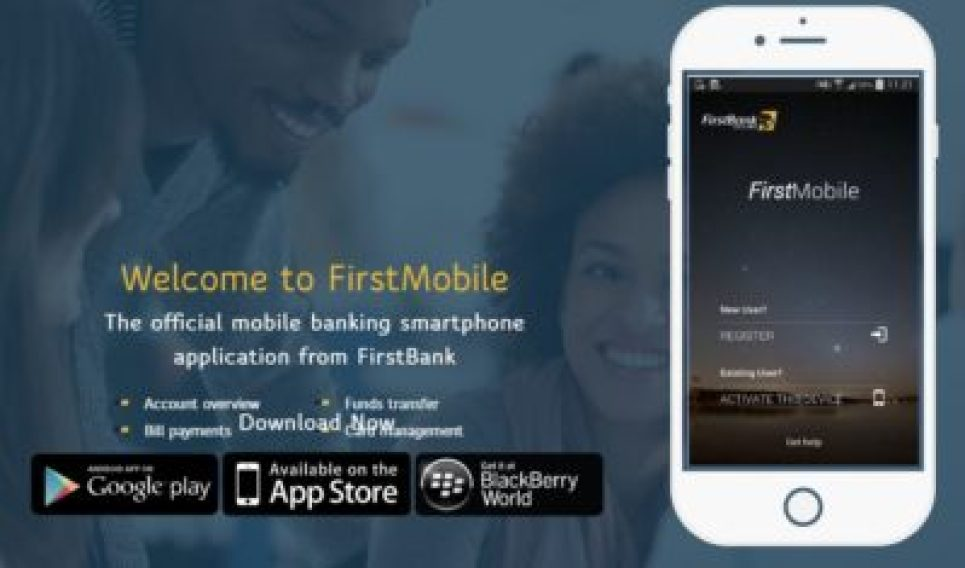FirstMobile - first bank nigeria mobile banking