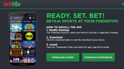 Bet9ja Mobile App Download - Image