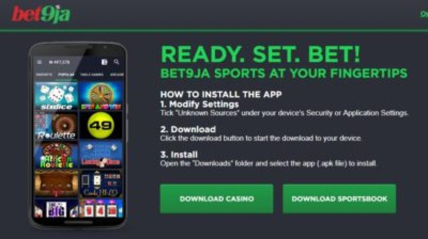 Bet9ja Mobile App Download - Image