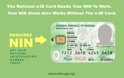 how to check nin number