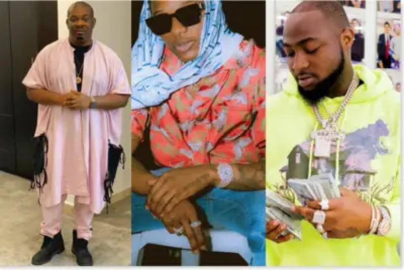 Richest musicians in Nigeria - Image
