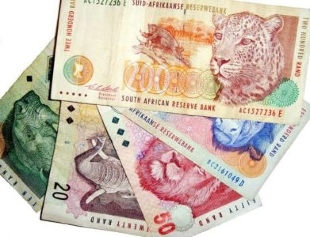 South African Rand - 9th most valuable currency in africa