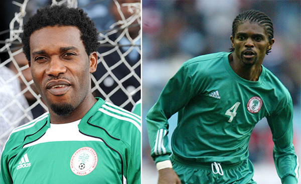 Best Nigerian Footballers Of All TIme Latest