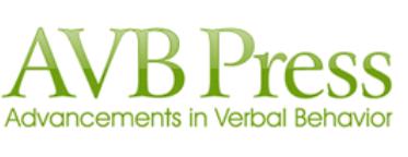 Advancements in Verbal Behavior