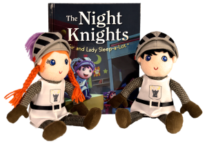The Night Knights and Story Book.
