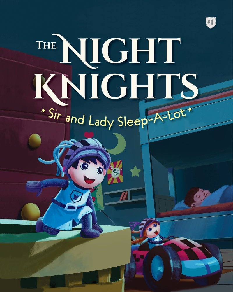 The Night Knights #1 Front Cover