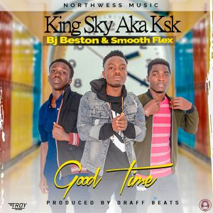 King Sky Aka Ksk Ft. BJ Beston & Smooth Flex – Good Time MP3 Download