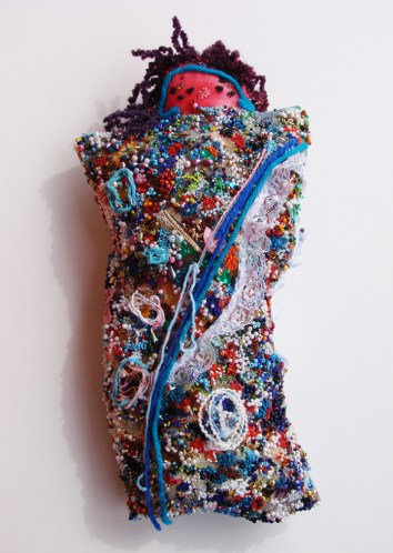 Dominque Bugeaud, Doll, fabric