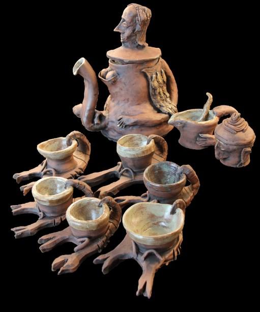 corwin cherwonka, Tea Set 1