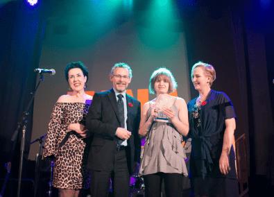 Vanessa Ryl Stantec Artist Award