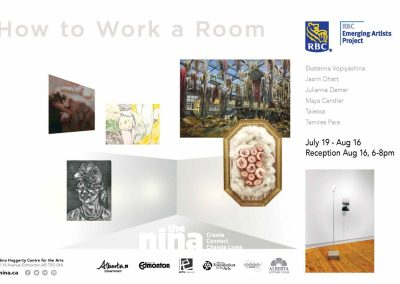 How to Work a Room | RBC Emerging Artists