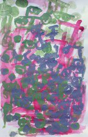 Damanjit Grewal Abstract II