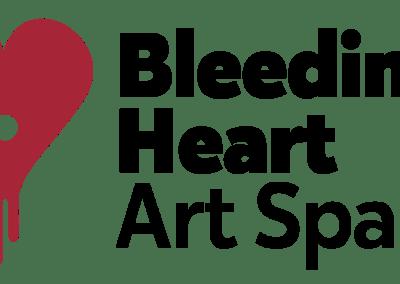 Open Walls Community Exhibit (Bleeding Heart Art Space)