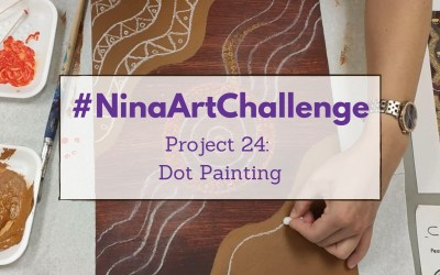 Project 24 – Dot Painting
